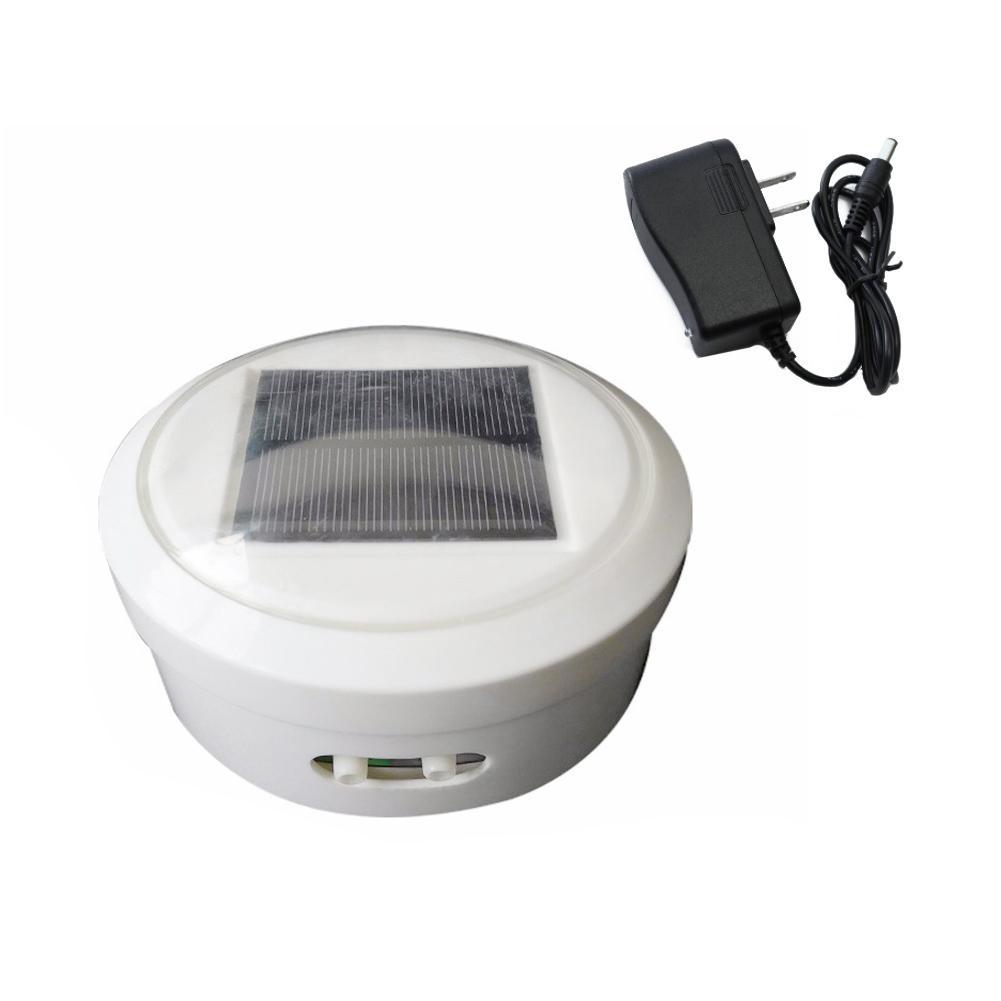 Neue Heiße Anlage Tropf Bewässerung Wasserpumpe Timer System Solar Energie Lade Automatische Bewässerung Gerät Bewässerung Werkzeuge