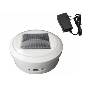New Hot Plant Drip Irrigation Water Pump Timer System Solar Energy Charging  Automatic Watering Device Irrigation Tools