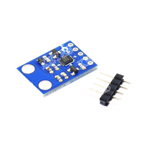 1PCS NEW MMA7660 Replace MMA7260 3 Axis Triaxial accelerometer sensor module adxl335 triaxial 3 axis analog output accelerometer module tilt angular 3 5v