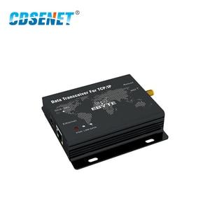 Image 3 - E90 DTU (900SL22 ETH) لورا 915MHz 22dBm SX1268 إيثرنت مودم لاسلكي وحدة نقل شفافة