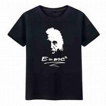 2019 Science equation T-shirt women men geek t shirts comic tee tshirt The Big Bang Theory of relativity E=MC2 letter print r c tolman the theory of the relativity of motion