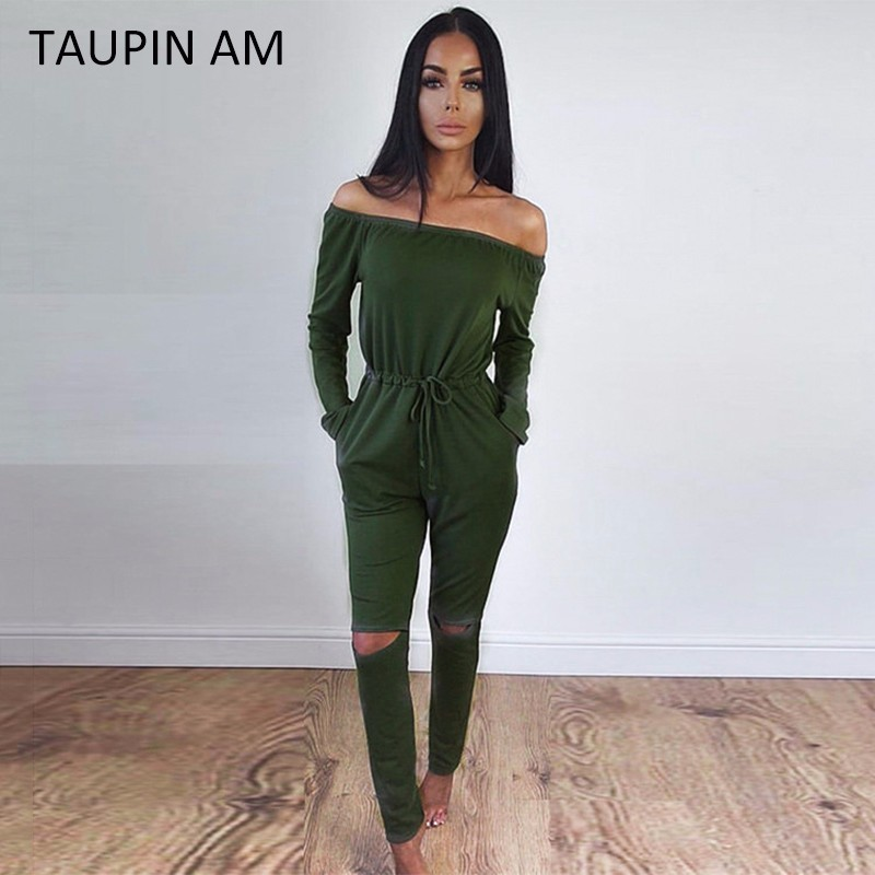 01 green rompers womens jumpsuit
