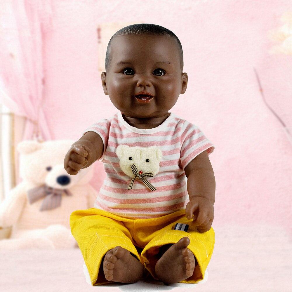 Lovely Pvc Material Baby Alive Dolls Little Boy Toddler