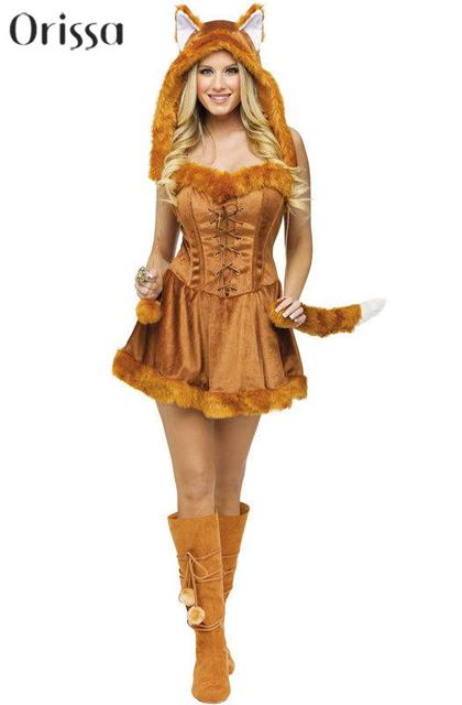 Wizard of OZ Sexy lion Costume Halloween Animal Costumes Women Ladies Fancy Dress Costume Wizard of  sc 1 st  AliExpress.com & Wizard of OZ Sexy lion Costume Halloween Animal Costumes Women ...