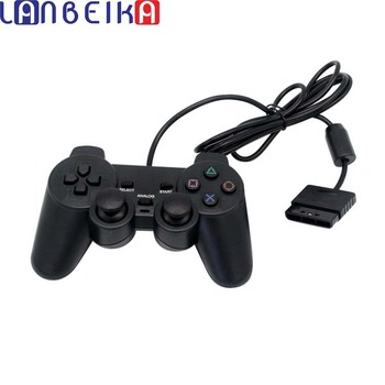 LANBEIKA Black Wired Controller 1.8M Dou...