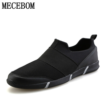 2016 New Summer Men's Casual Shoes Flat Shoes chaussure homme Korean Breathable Air Mesh Men Shoes Zapatos Hombre