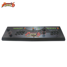 The new upgrade Video mini game machine with Pandora's Box 6 Jamma game board,multi games 1300 in 1 Household game machine 19 in 1 horizontal multicade multigame game board pcb circuit board for jamma video game