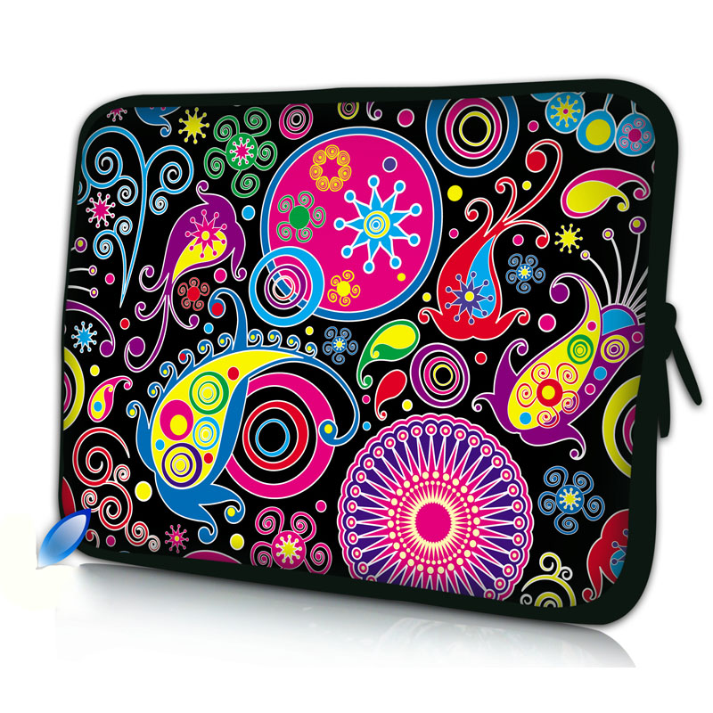 """Image 3 - Fasion Laptop Sleeve Tablet Bag Notebook Case For 10.1 12 13.3 14"""" 15.4 15.6 17 inch Computer For Samsung iPad Asus Acer Lenovo-in Laptop Bags & Cases from Computer & Office"""