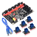 BIGTREETECH СКР V1.3 Smoothieboard 32-битный контроллер утверждения TMC2208 UART обновления ARM системная плата подходит TMC2130 TFT3.5 Панель