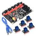 Bigtreetech Skr V1.3 Smoothieboard 32-Bit Controller Approvazione TMC2208 Uart Aggiornamento Scheda Madre Braccio Adatto TMC2130 TFT3.5 Pannello