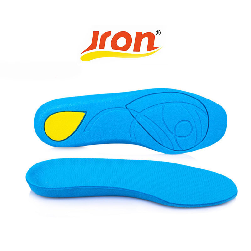 1 Pair PU Silicon Gel Insoles Foot Care for Plantar Fasciitis Heel Spur Running Sport Insoles Shock Absorption Pads Men&Woman bocan gel insoles for spur plantar