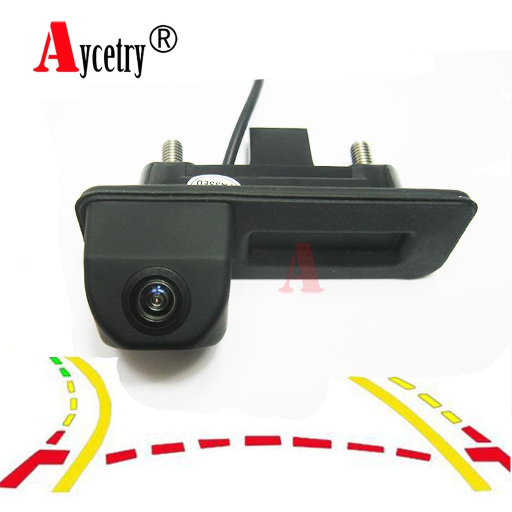 170°Car Rear View Reverse Backup Parking Camera For Skoda Octavia// Fabia// Superb