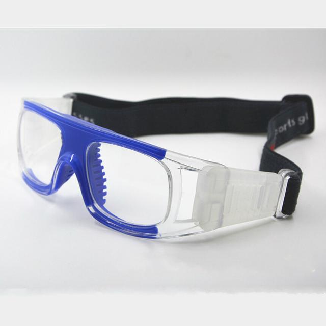 Homens Óculos De Prescrição de Óculos Esportivos De Futebol de alta Qualidade Com Vidros Transparentes Quadro Visão Miopia Óculos de Lente Clara