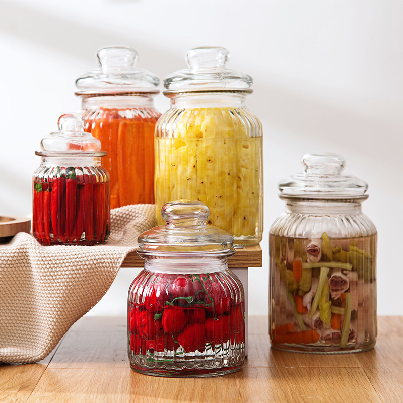 Top 9 Most Popular Glass Honey Pickle Jar Ideas And Get Free Shipping A499