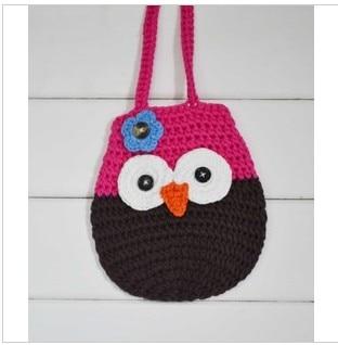 Knitting Pattern Handmade Crochet Kids Coin Purse,Animals ...