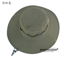 ФОТО hotselling bucket hats fashion hiking cap hunting fishing hats sun block outdoor bob camping bucket hat cap sun hat freeshipping