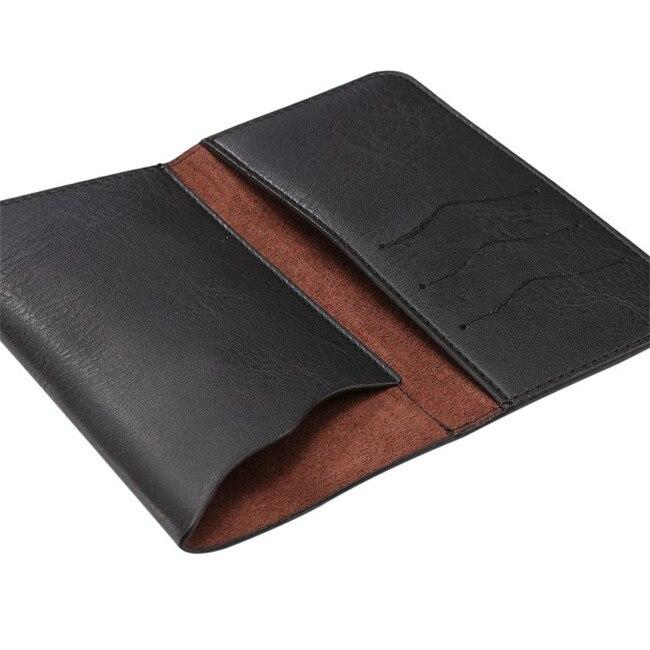 Alta calidad 4 colores crazy horse case cubierta del teléfono soporte de la carpeta de cuero para umi hierro pro accesorios para teléfonos móviles