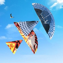 Colorful Rubber Band Powered Flying Airplane Windmill Funny Classic Airplane For Children W15(China)