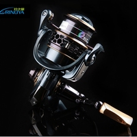 TSURINOYA Jaguar 2000 3000 Spinning Fishing Reel Bearing 9 1BB Speed Ratio 5 2 1 Lure