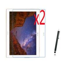 3in1 2x ЖК-дисплей прозрачный Экран протектор Плёнки+ 1x для смартфонов, планшетов, lenovo Xiaoxin TB-X804F X804F X804 TB-X804 10,1 1050F X70F X90F X50F