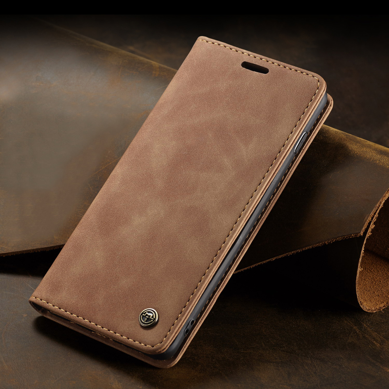 Luxury Flip Cover For Samsung Galaxy A30 A40 A50 A70 A80 S8 S9 S10 Plus S10e Genuine Real Leather Wallet Card Holder Phone CaseLuxury Flip Cover For Samsung Galaxy A30 A40 A50 A70 A80 S8 S9 S10 Plus S10e Genuine Real Leather Wallet Card Holder Phone Case