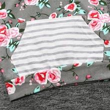 Baby Long Sleeve Hooded Tops Floral pants 2 pcs. Clothing Set