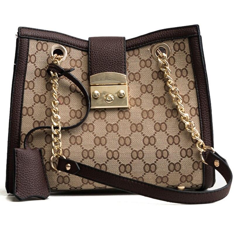 Promotions Luxury Shoulder bag ladies hand bags luxury handbags women designer bolsa feminina Sac Bolsos Mujer shopping bag