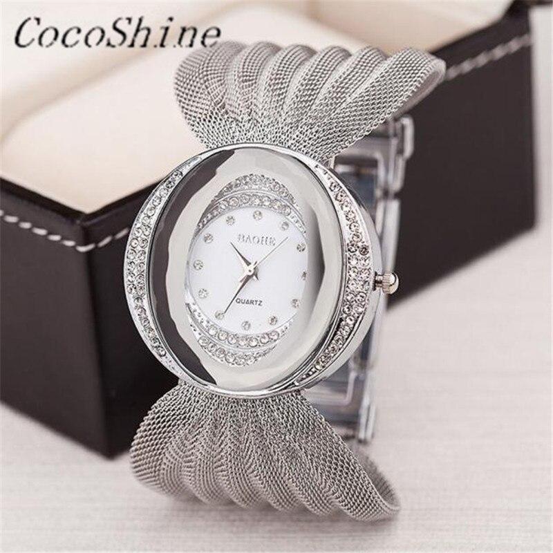 CocoShine A-829 New Fashion Lady Diamond Bracelet Wa