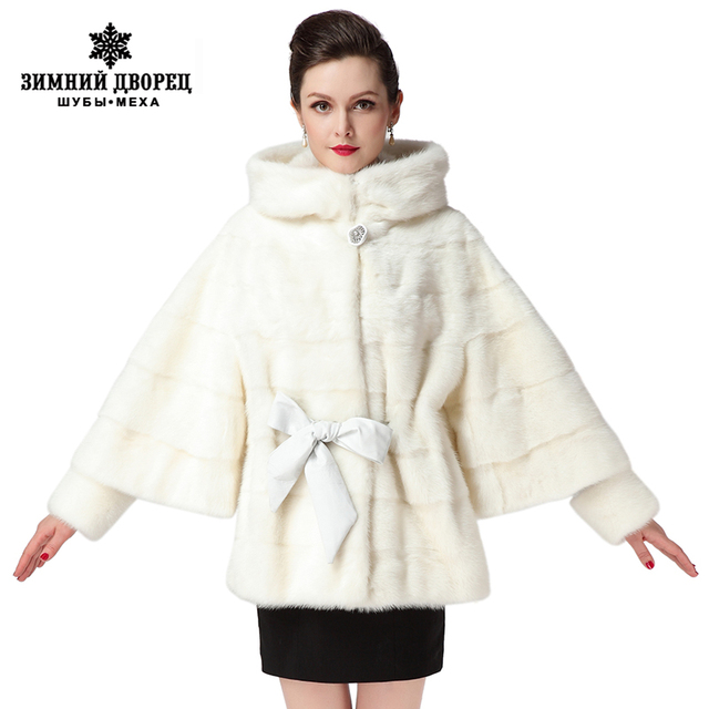 Aliexpress.com : Buy 2016 Best Seller white fur coat,Genuine ...