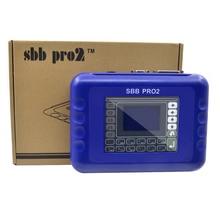 Автоматический программатор ключей sbb PRO2 V48.88 Лучшая цена мульти Langauge sbb не контактный Код транспондер чип Cloner разблокировка 48 magic2