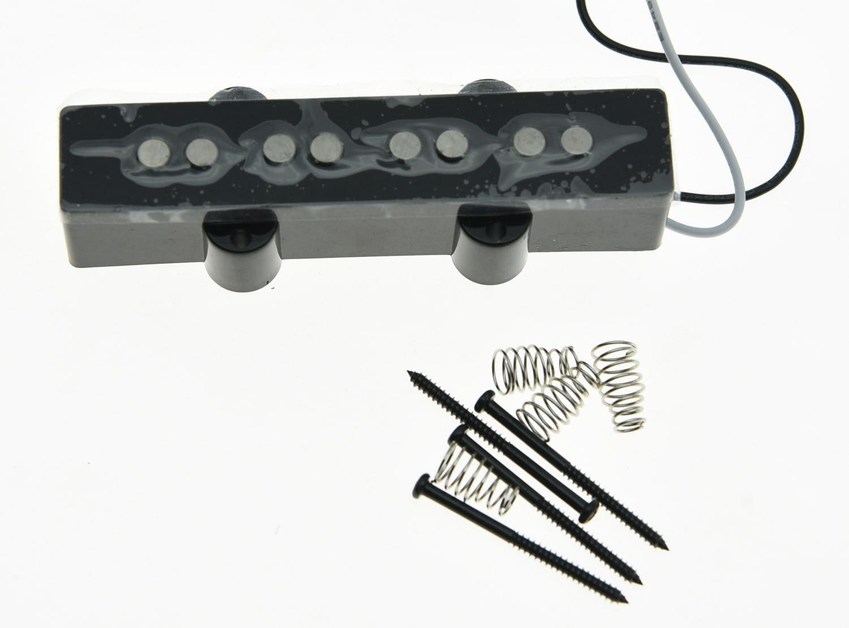 Kaish 4 String Jazz Bass Alnico 5 Neck Pickup 60s Vintage Sound J Aliexpresscom Buy Free Shipping Wilkinson Chrome Covered Null