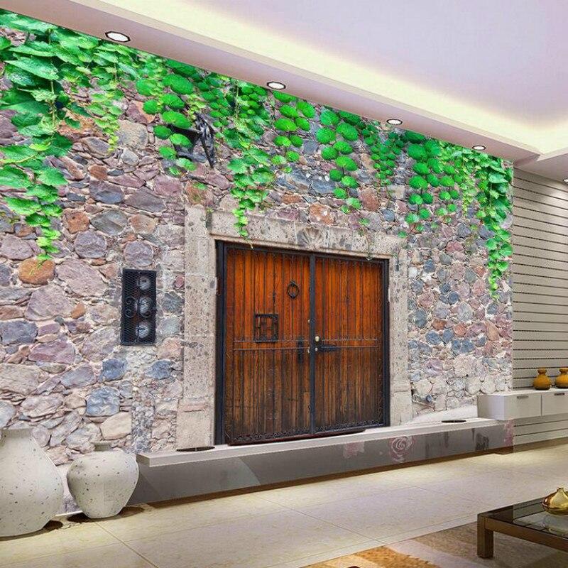 3d Silk Wallpaper for Living Room Home Improvement Photo Modern