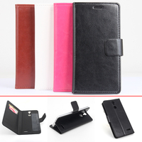 For Vernee Thor Case Cover With Wallet , Good Quality Leather Case + Cover For Vernee Thor Cellphone Case Cover In Stock