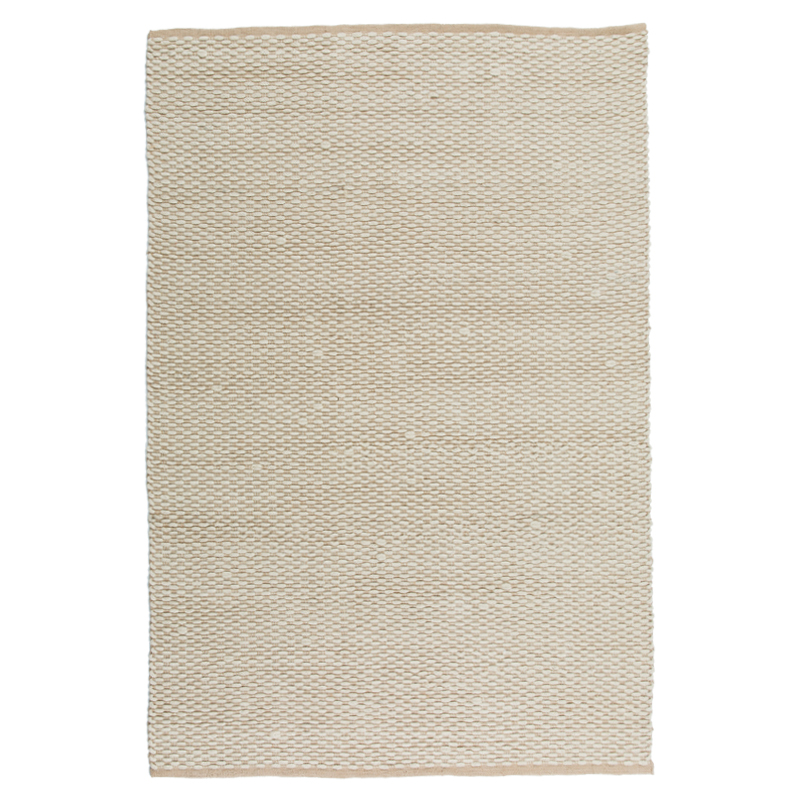 Jute tissé à la main tapis pour salon canapé thé Table tapis 160 cm x 230 cm