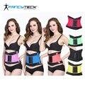 S to 2XL Neoprene Latex Women Body shaper 10 Colors Slimming corset belt Waist trainer shapewear belly belt