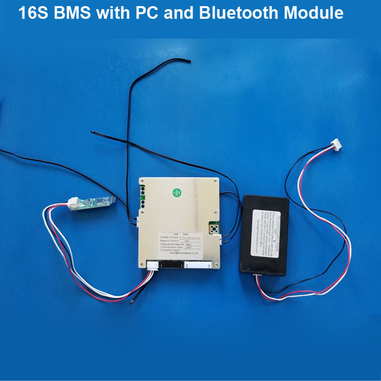With PC and Bluetooth Module