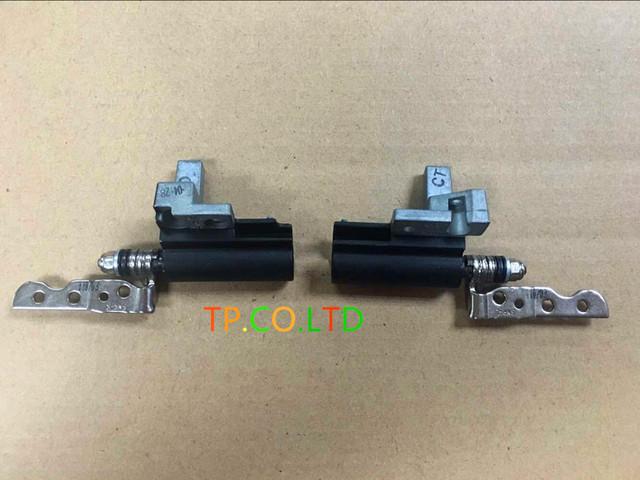 Novo frete grátis para dell xps l501x l502x esquerda direita lcd tela dobradiças set bracket