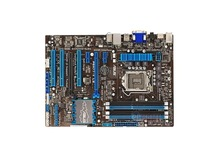 Free shipping original motherboard for ASUS P8H77-V LE LGA 1155 DDR3 for i3 i5 i7 cpu 32GB USB2.0 USB3.0 Z77 mainboard