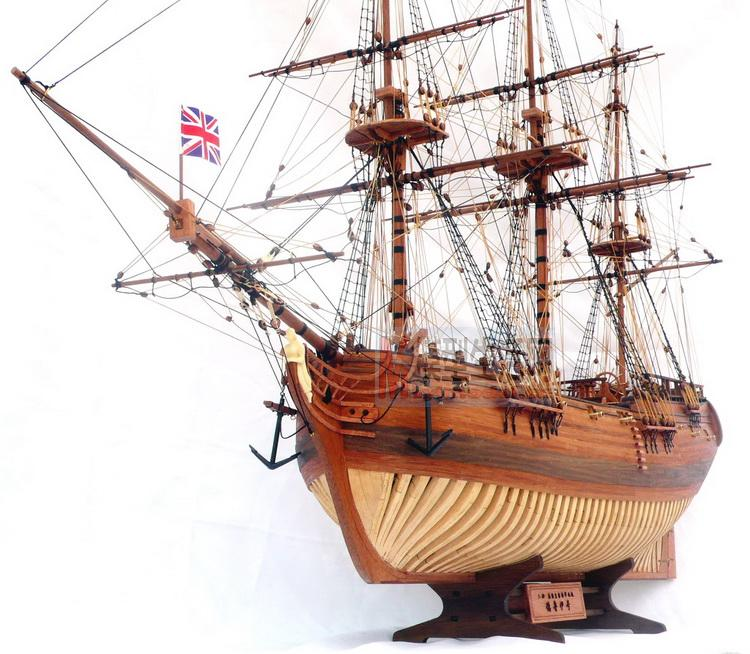NEW version Scale 1/50 classic Russian wooden ship model Kit ingermanland 1715 ship wooden model SC MODEL realts new edition flagship peter the ingermanland 1715 modelship kit collect level