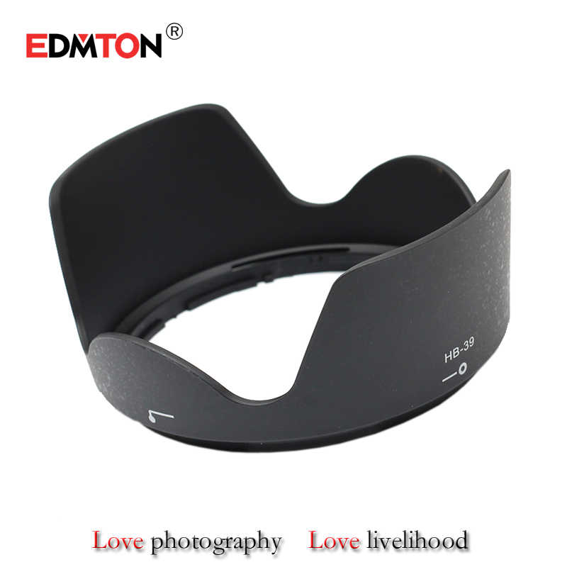 JINYANG Protective Accessories HB-39 Lens Hood Shade for Nikon Camera AF-S DX Nikkor 16-85mm f//3.5-5.6G ED VR Lens JINYANG