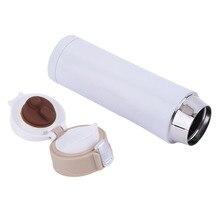 500ML Stainless Steel Bicycle Water Bottle Coffee Mug Vacuum Cup Coffee Tea Mug Milk Water Cup NEW