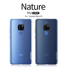 For Huawei mate 20 Case Cover NILLKIN Ultra Thin Slim TPU Fitted Cases
