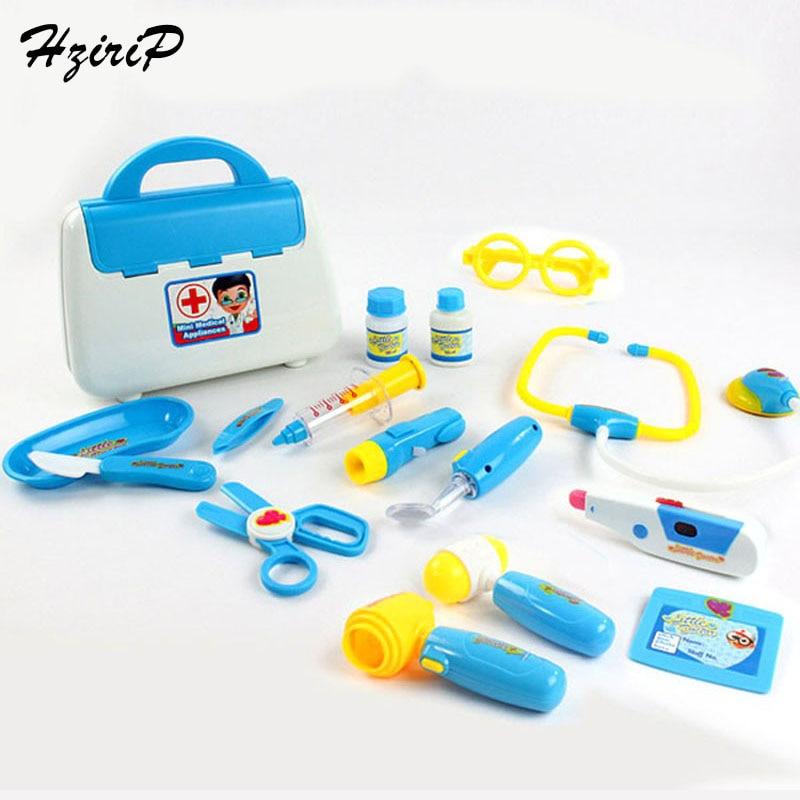15Pcs Doctor font b Toys b font Kids Pretend Play font b Toys b font Set