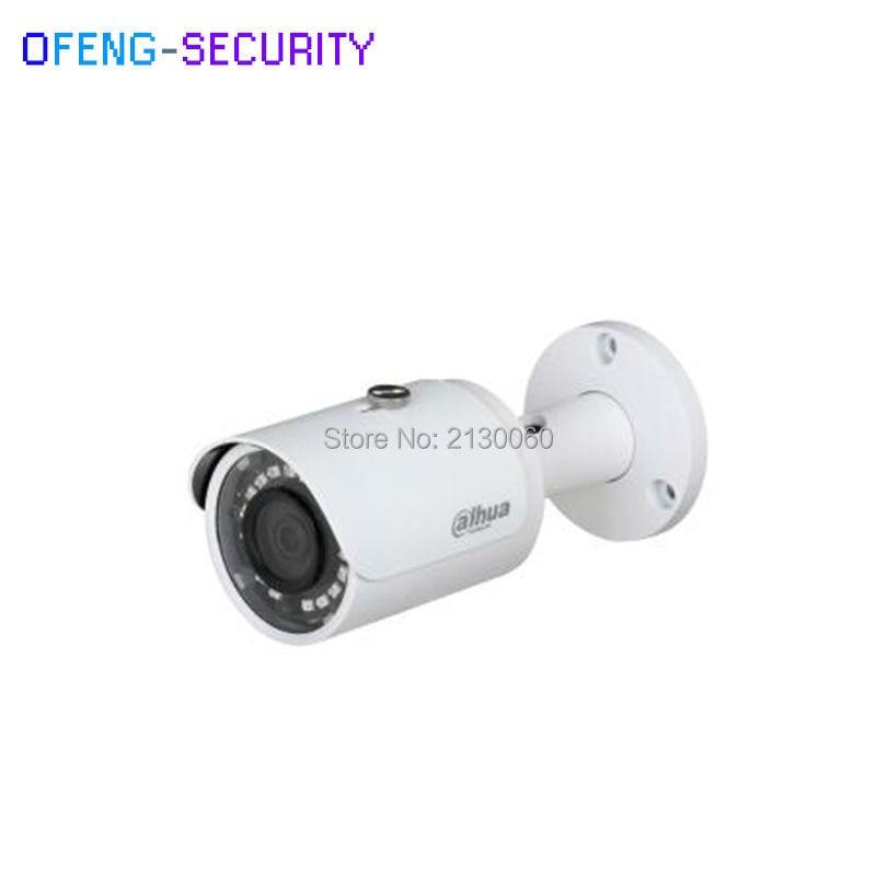 Dahua Original 4MP 1080P IP POE mini bullet outdoor IR Network CCTV security Camera/IPC-HFW1420S original dahua 4mp ipc hdbw4421r as ip network camera support poe