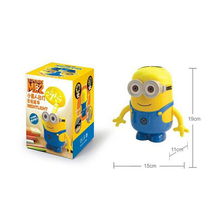 Minions Charging Lamp with Piggy Bank For Children Gifts
