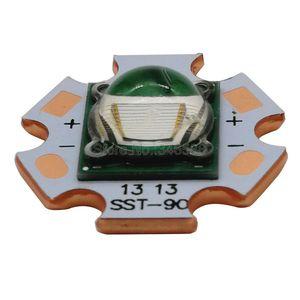 Image 5 - 30W Luminus SST 90 SST90 Lạnh Trắng 6500K   7000K Xanh Dương 455NM Bóng Đèn LED Công Suất Cao Đèn 3.2 3.4V 5 7A Cho Ánh Sáng Sân Khấu