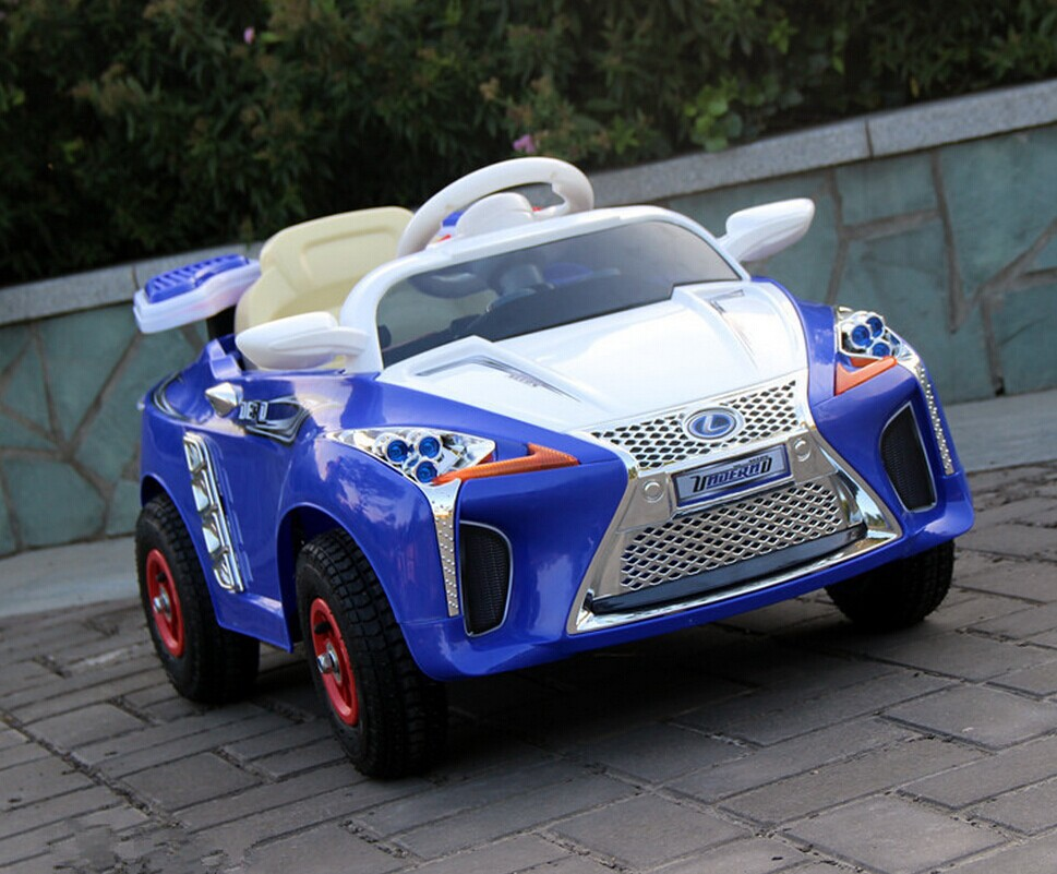 Car Club Inc: Rechargeable Remote Control Children Electric Car In Ride