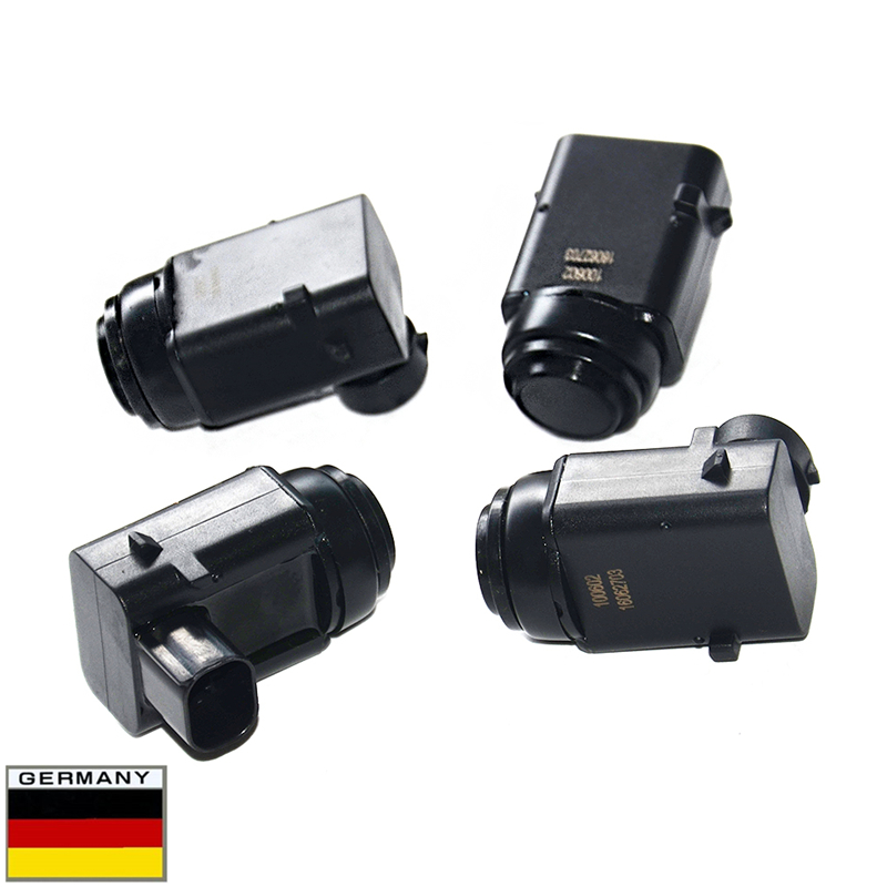 AP02 4 pcs Parking Sensor A0045428718 for Mercedes Benz W163 W164 W203 W210 W211 W220 CL500 0015427418 0035428718