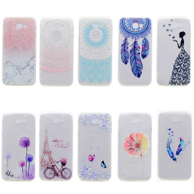 official photos 1e751 31725 US $1.43 28% OFF|Aliexpress.com : Buy McCollum Mobile Phone Case For  Samsung Galaxy J3 Prime Case WaterProof Soft Silicone 1MM Phone Back Covers  ...