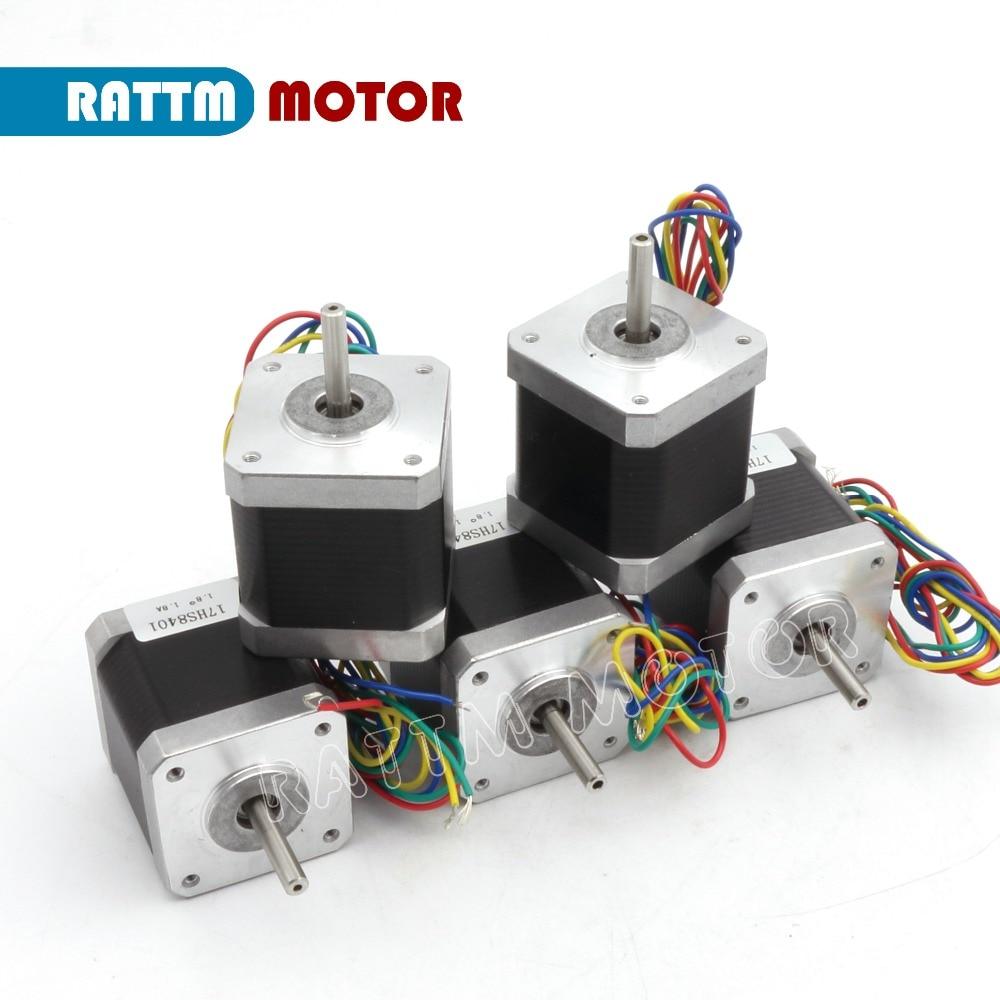 Eu us delivery 5pcs nema17 48mm cnc stepper motor 78oz for What is a stepper motor